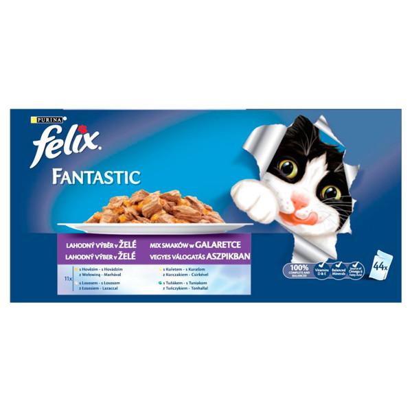 Felix Fantastic lahodný výber MIX 44x100 g 1