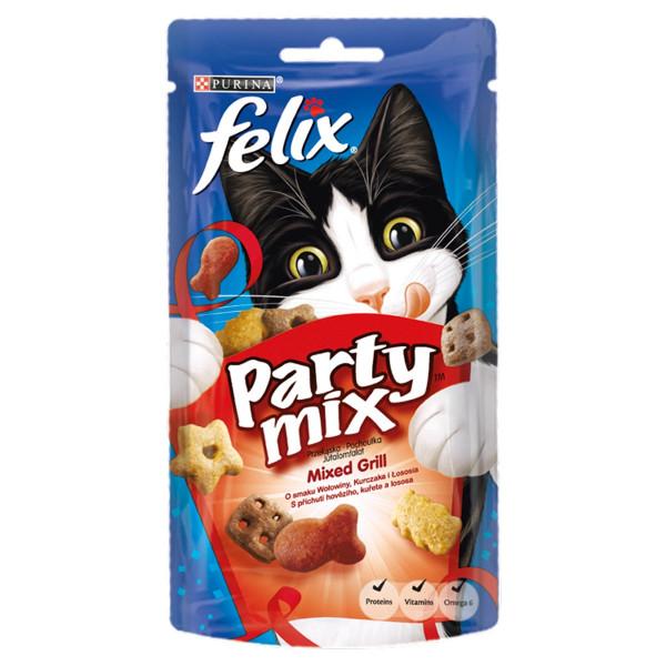 Felix Party Mix Mixed Grill 60 g 1