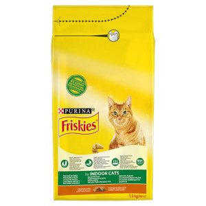 Friskies Indoor 1,5 kg 7