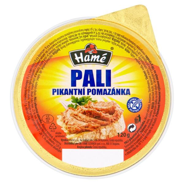 Hamé Pali pikantná nátierka 120 g 1