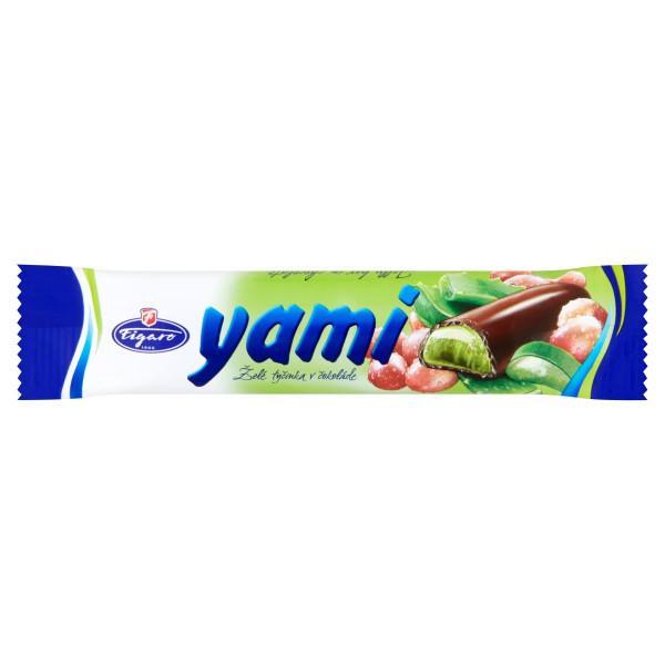 Yami Želé tyčinka Hrozno a aloe vera, Figaro 25 g 1