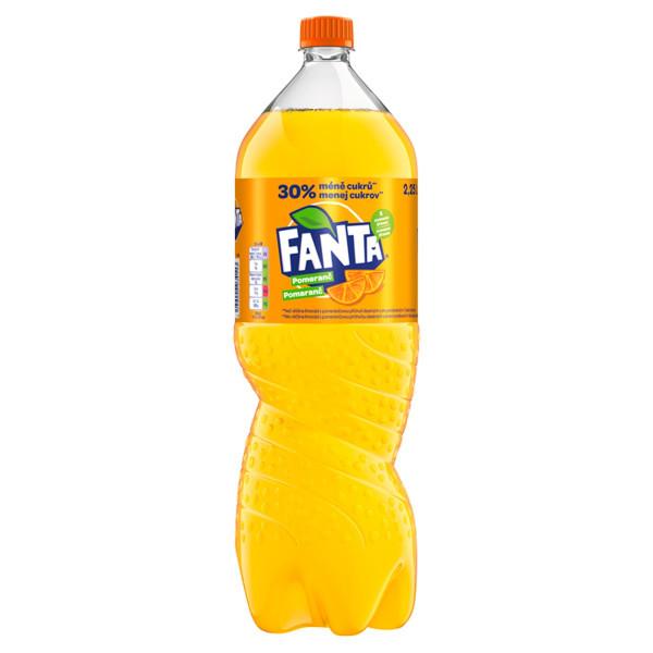 Fanta pomaranč 2,25l 1