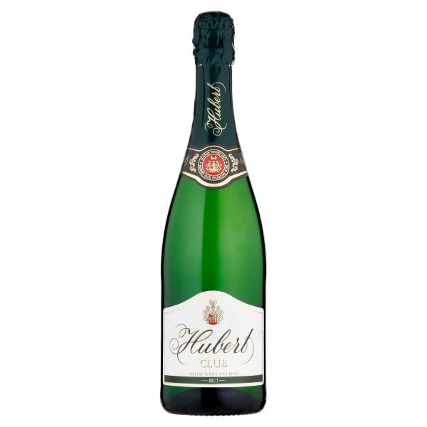 Víno šumivé b. Brut Hubert Club 0,75l 1