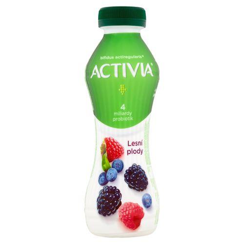 Activia jog. nápoj lesné ovo. DANONE 310g VÝPREDAJ 1