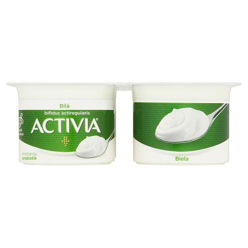 Activia jogurt biely DANONE 4x120g VÝPREDAJ 1