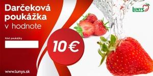 Darčekový poukaz 10 EUR eshop 4