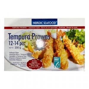 Krevety v múke tempure torpedo mraz. 200g 6