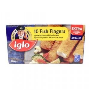 Rybie prsty 10ks mrazené 280g, Iglo 2