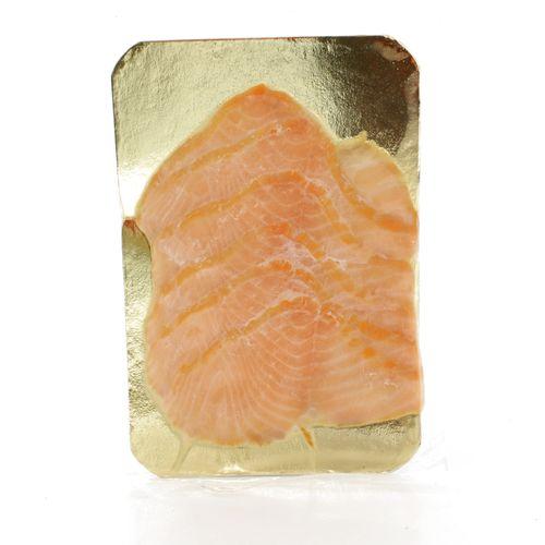 Mraz. Údený atlantický losos plátky 100g 1