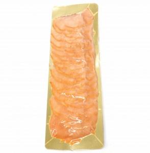 Mraz. Údený atlantický losos plátky 1kg 18