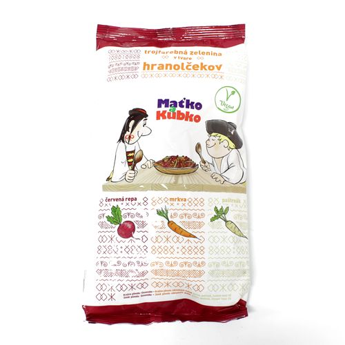 Mraz. Zeleninové hranolčeky Maťko a Kubko 450g 1