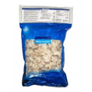 Razor krevety lúpané mraz., 750g/1kg gl.25% 23