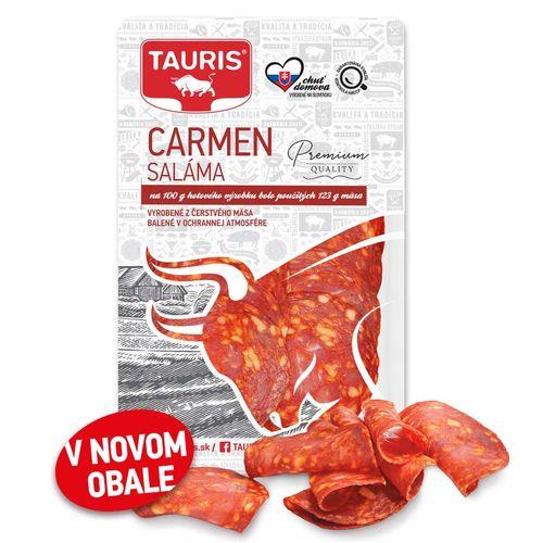 Saláma Carmen 75g NOA, Tauris 1