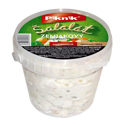 Šalát zemiakový lahôdkový Piknik 1kg 1