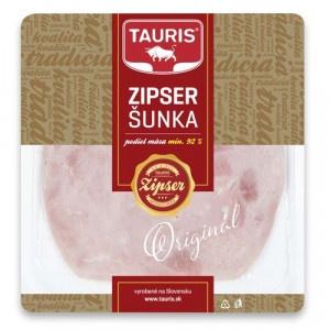 Šunka Zipser originál 150g NOA, Tauris 9