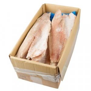 Treska tmavá filety mraz.,4,5kg/5kg gl.10% 4