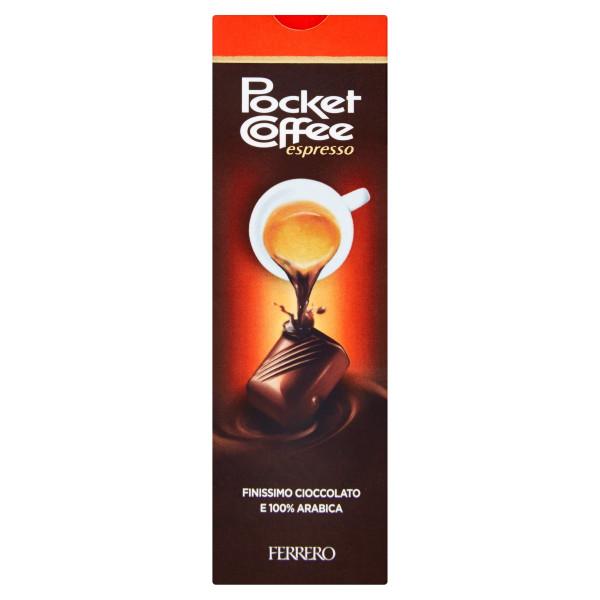 Ferrero Pocket coffe espresso 62,5 g 1