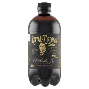 Cola Royal Crown 0,5l 2