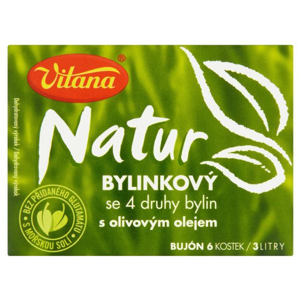 Vitana Natur bujón bylinkový s oliv. olejom 60g 1