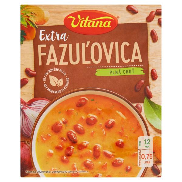 Vitana polievka Extra fazuľovica 52 g 1