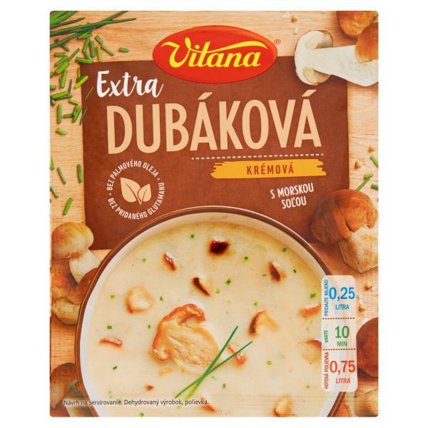 Vitana polievka Extra dubáková krémová 45 g 1