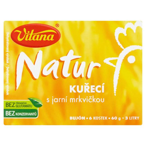 Vitana Natur bujón kurací s jarnou mrkvičkou 60g 1