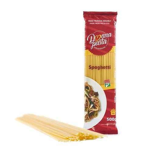 Cestoviny Donna Pasta GYERMELYI Špagety 1vaj. 500g 1