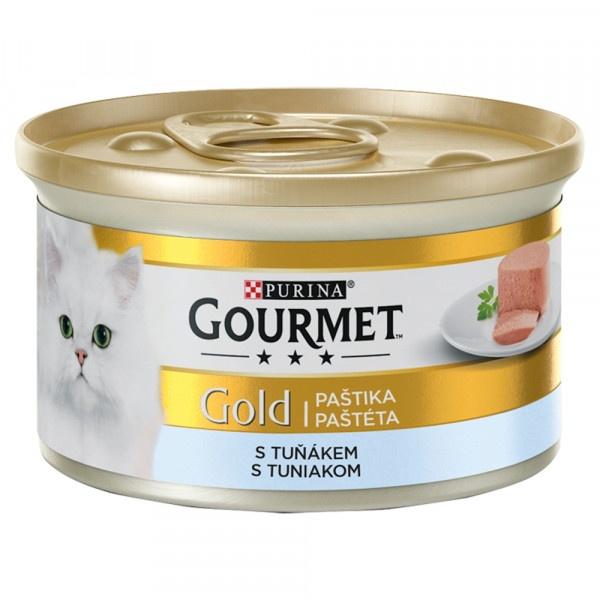 GOURMET Gold paštéta s tuniakom 85 g 1