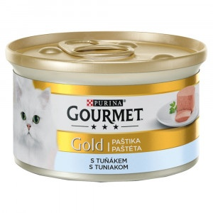 GOURMET Gold paštéta s tuniakom 85 g 3