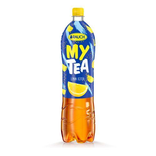 Ľadový čaj Rauch My Tea citrón 1,5l VÝPREDAJ 1