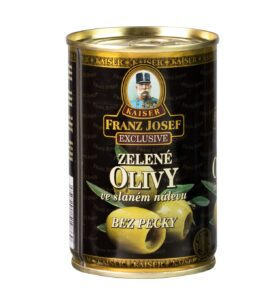 Olivy zelené bez kôstky Franz Josef Kaiser 300g 7