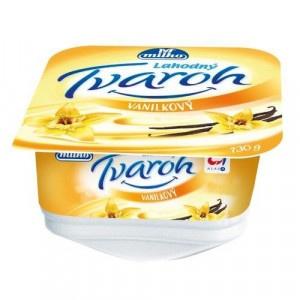 Tvaroh vanilka MILKO 130g 7