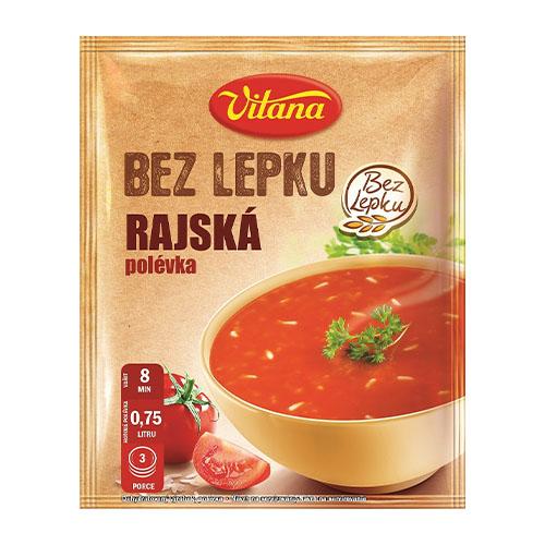 Vitana Bezgluténová rajčinová polievka 76 g 1