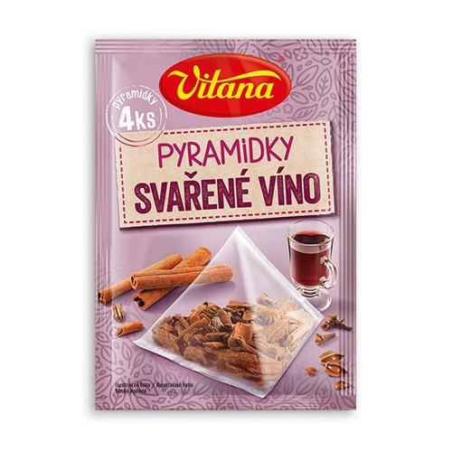 Vitana Pyramídky s korením na varené víno 4 x 5 g 1