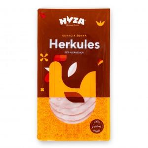 Šunka Herkules nárez kurací 64% 100g, Hyza 4