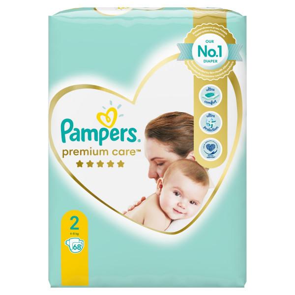Pampers Premium Care 2 Mini plienky 68ks 1