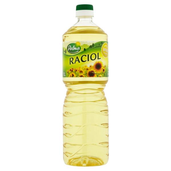 Olej slnečnicový RACIOL 1l 1