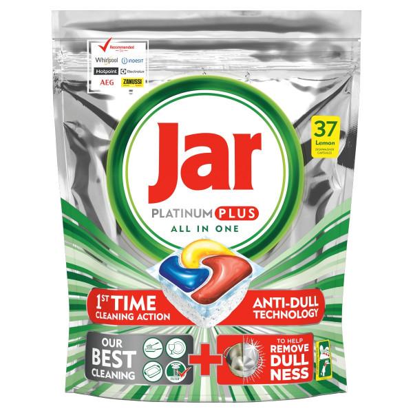 Jar Platinum Plus All In 1 Lemon kapsule 37 ks 1