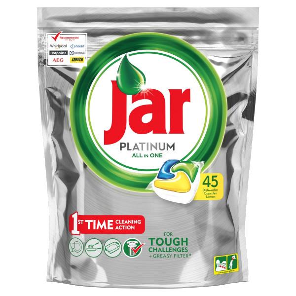 Jar Platinum All In One Lemon, 45 Tabliet 1