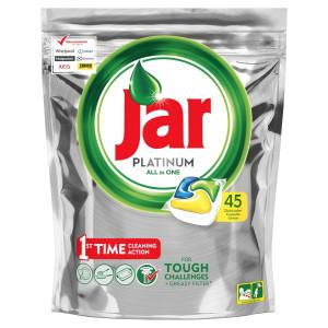 Jar Platinum All In 1 Lemon kapsule 45 ks 5