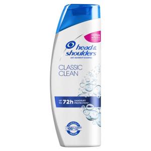 Head & Shoulders Classic Clean Šampón 400 ml 3