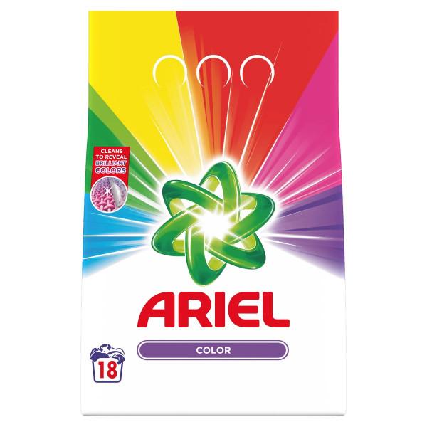 Ariel Color & Style prací prášok 18PD 1,35kg 1