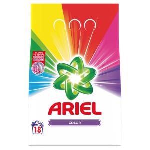 Ariel Color & Style prací prášok 18PD 1,35kg 10