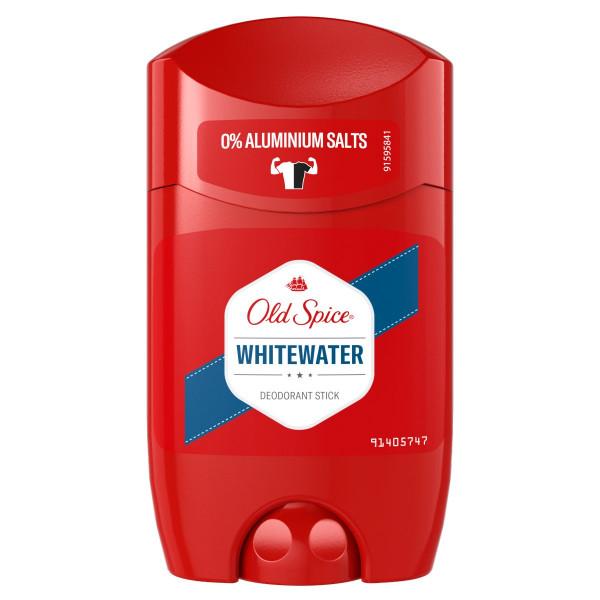 Old Spice Whitewater Tuhý Dezodorant 50 ml 1