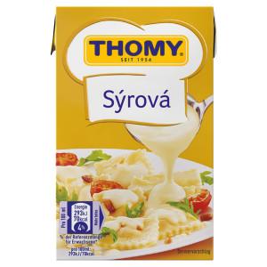 THOMY Smotanovo-syrová omáčka 250 ml 8