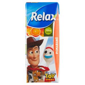 Relax Džús pomaranč 200 ml 15