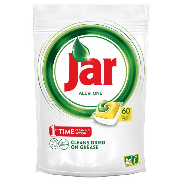 Jar All In One Lemon, 60 Tabliet 1