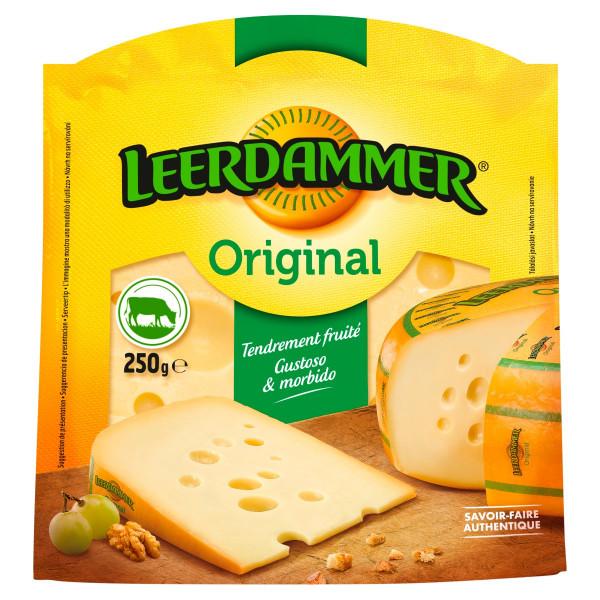 Syr Leerdammer Original výkroj 250g 1