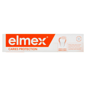 elmex Caries Protection s amínfluoridom 75ml 2