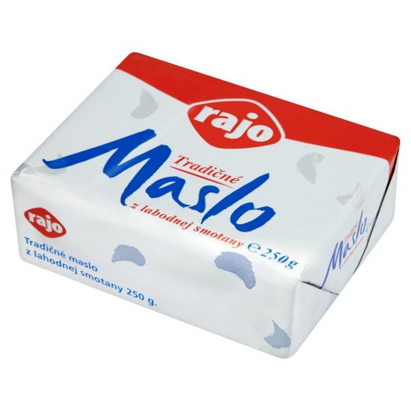 Maslo RAJO 82% 250g 1